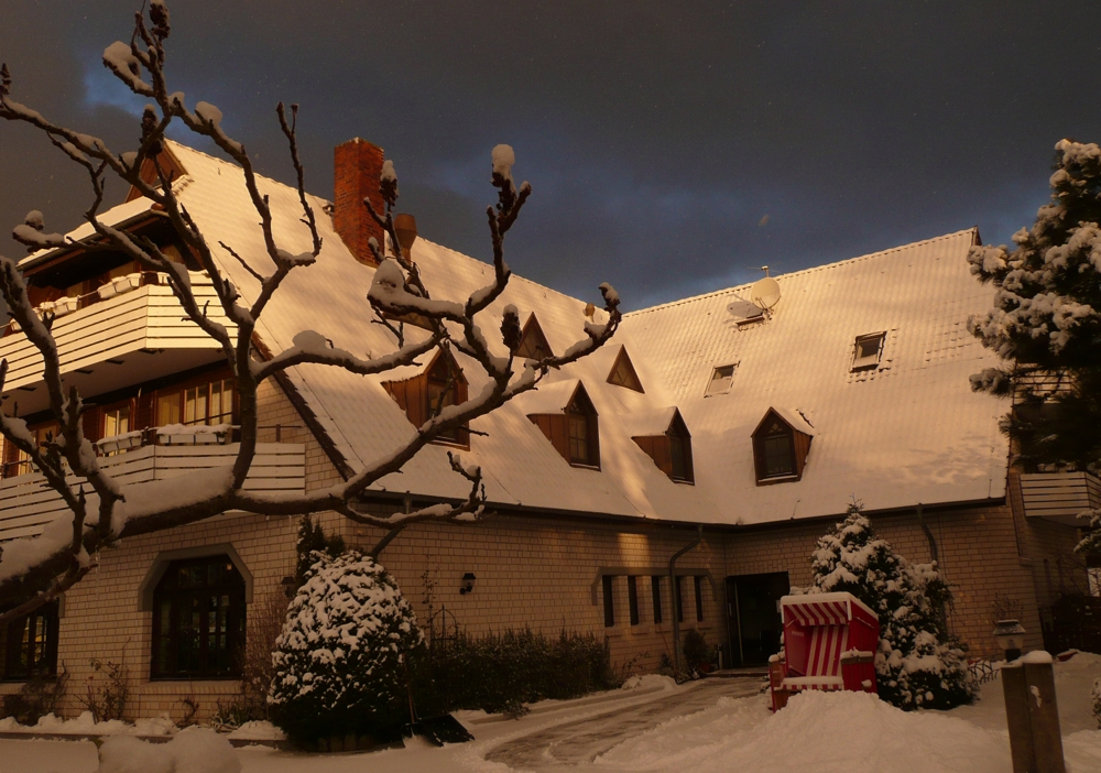 Hotel Galerie Restaurant Am Strand Zingst